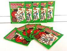 (PANINARO PREPPY) Lotto di 10 BUSTINE di Figurine (EDIFUMETTO) Vintage Anni 80