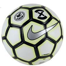 Nike Premier X Futsal Soccer Ball Football size 4 White/Black/Silver/Volt 1708