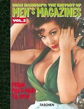 History of Men's Magazines Vol. 2 by Hanson, Dian | Book | condition very good