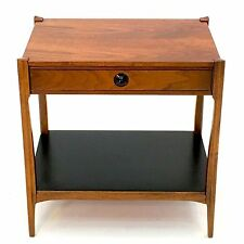 vintage Table by Thomasville 1959  Ebony Walnut Rosewood end hall way side