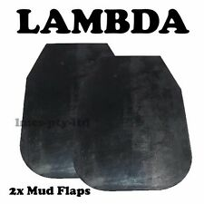CT110 Mud Flap 2x  fits rear & front  for CT 110 Honda Postie Bikes CT90 Mudflap