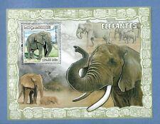 Mozambique 1786 MNH Elephants