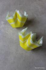 Britain Yellow Retro Glass