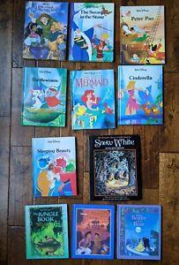 Lot 11 Disney Classic Series Twin Gallery Mouse Works DisneyPress Books hardback