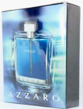 AZZARO CHROME Intense 100ml Eau De Toilette EDT & Original Verpackt
