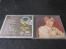 NINO D'ANGELO - A STORIA MIA - Fonotil -  CD   buone condizioni 1999
