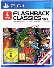 Atari Flashback Classics Vol 1 Sony PlayStation 4 Ps4