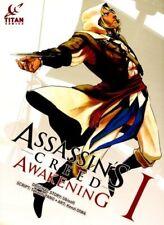 Assassin's Creed Volume 1: Awakening [New Book] Graphic Novel, Paperback