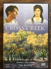 Cross Creek Dvd - Mary Steenburgen & Peter Coyote