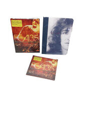 """Peter Frampton  Best of FCA!35 Tour CD, DVD """"A Walk in My Shoes"""" Autographed Sig"""