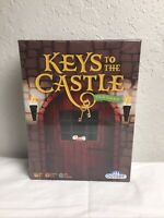 Keys to the Castle: Tile Board Game 2-4 Players Ages 8+
