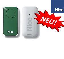 Nice INTI1G 433,92Mhz rolling code, ERA INTI1 Green, TOP Quality Remote