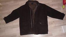 Manteau Homme Duffle Coat CELIO Taille M lainage couleur marron