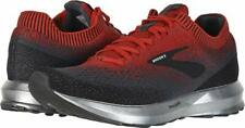 Brooks Men's Levitate 2 Running Shoe, Black/Ebony/Red, 11.5 D(M) US