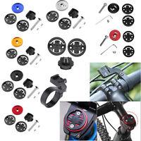Bike Bicycle Computer Extension Mount Stem Holder Stopwatch Adapter Bracket