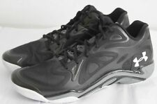 UNDER ARMOUR TB ANATOMIX SPAWN LOW MEN'S BASKETBALL SHOES 14 BLACK