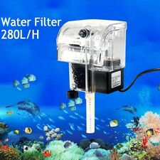 Mini Waterfall Water Filter Water Pump Fish Tank Accessories Oxygen Pump
