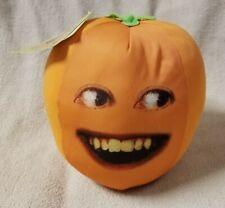 "ANNOYING ORANGE 7"" Talking Plush Stuffed Toy 2012 NANCO Mint Tags Sound Works"