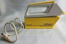 Presto Hot Topper Vintage Yellow 120 Volt Household Electric Melter Dispenser