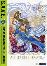 Ah! My Goddess: The Complete Second Season [S.A.V. (2011, DVD NEUF) WS4 DISC SET