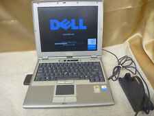 "Dell Latitude D400 12.1"" Pentium M 1.40GHz 512MB RAM Password Protected"