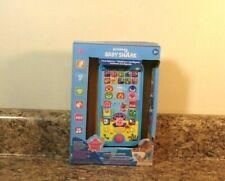 Pinkfong WowWee Baby Shark Interactive Blue Smartphone New