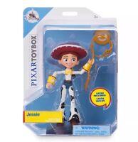 Disney Store Jessie Action Figure PIXAR Toybox Toy Story New with Box