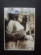 JAPANESE BUDDHA Vintage 1950's PHOTO