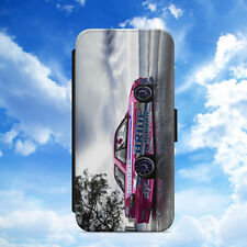 LUXURY CAR/NISSAN SILVIA/FLIP WALLET PHONE CASE COVER FOR IPHONE/SAMSUNG MODELS