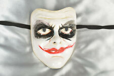 JOKER DARK-Qualità Completa di fronte Halloween Maschera