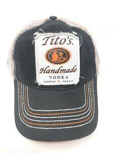 NEW Tito's Handmade Vodka Trucker Hat Cap