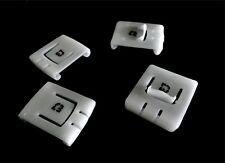 4x CLIP SITZSCHIENE AUSSEN + INNEN GLEITBACKE SITZVERSTELLUNG STELLELEMENT
