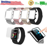 5d39ec67f For Apple Watch Series 4 Milanese Stainless Steel Watch Band Strap 40 / 44mm