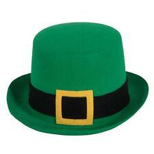 12x Costume irlandese VERDE Feltro Bombetta-S Irlanda Patrizio