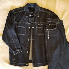 Vintage Boys Sean John Jean Outfit includes Jacket and Jeans