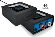 SEALED--Logitech Bluetooth Audio Receiver for Bluetooth Streaming (RCA to 3.5mm)