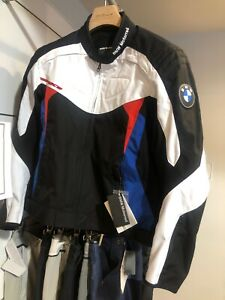BMW Motorsport Race Jacket Size L