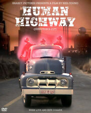 Human Highway DVD (2016) Neil Young ***NEW***