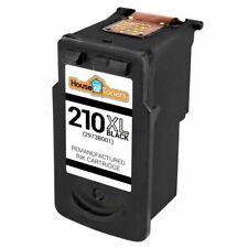 Black Cartridge for Canon PG210XL PIXMA MX360 MX410 MX420 MP230 MP240 MP250