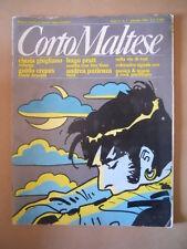 Corto Maltese n°1 1984 Hugo Pratt Guido Crepax  [G284] Buono
