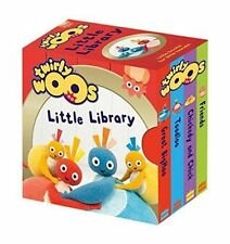 Twirlywoos Little Library (Twirlywoos) by HarperCollins Publishers (Mixed...