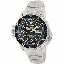 Seiko SKZ211K1  5 Sports Men's Automatic Watch - Silver