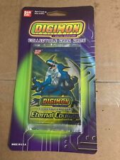 Digimon Eternal Courage Blister Pack Trading Card Game TCG! Hot Item!! 🔥📈