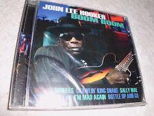 John Lee Hooker Boom Boom - CD--OVP
