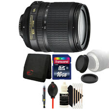 Nikon AF-S DX NIKKOR 18-105mm Lens with Accessory Kit for Nikon D7100 D7200