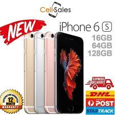 New Apple iPhone 6s 16GB 64GB 128GB Unlocked 4G Smartphone Aus 12 Month Warranty