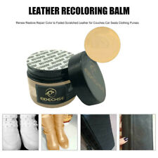 Leather Repair Cream Filler Compound For Leather Restoration Cracks Burns Hole