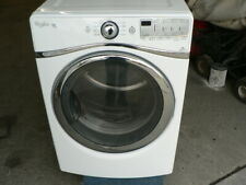 Whirlpool Duet Front Loader Gas Dryer White Genuine