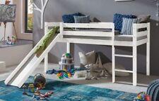 Kinder-Bettgestelle ohne Matratze aus Kiefer mit Natur-Motiv