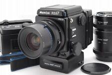 Mamiya RZ67 Pro II w/ Sekor Z 90mm f/3.5 W Lens Winder II from Japan 【N-MINT+++】